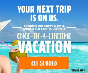 Free Travel Gift Card