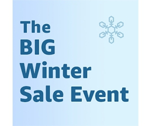 The BIG Winter Sale: Home & Kitchen from Amazon