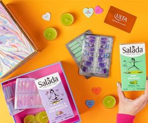 Win Salada's Self Care Kit