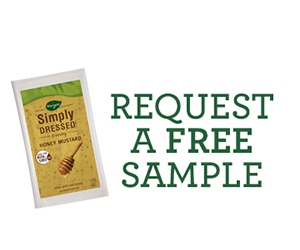 Free sample of Marzetti® Simply Dressed