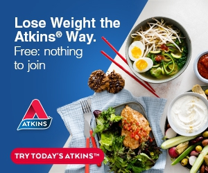 Low Carb Recipes, Try Free Tools and Carb Counter, Get Atkins Coupons