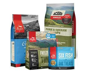 Free Acana Dog Food & Cat Food Sample