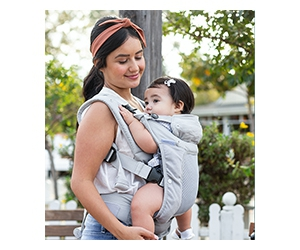 Free In Season 5 Layer Ergonomic Carrier From Infantino