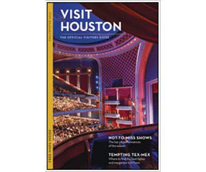 Free Houston Official Visitors Guide