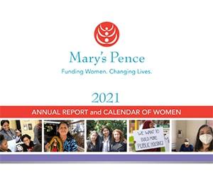 Free Mary's Pence 2021 Calendar Of Women