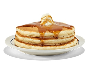 1 Free Short Stack Of Buttermilk Pancakes
