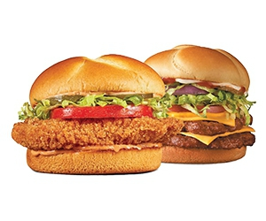 Free Sandwich from Checkers