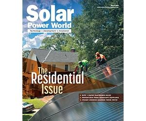 Free Solar Power World Magazine Subscription
