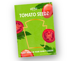Free Tomato Seeds From HEINZ