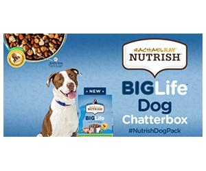Free Big Life Dog Food Bag From Rachel Ray Nutrish