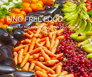 Free Food Resources in Your Area