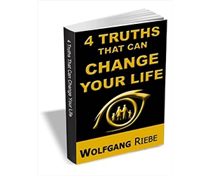 """Free eBook: """"4 Truths That Can Change Your Life"""""""