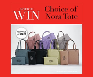Win Your Choice of Nora Tote