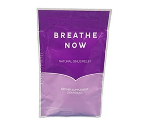 Free Breathe Now Supplement Sample