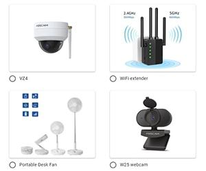 Free Foscam Security Cameras, Video Doorbells And More