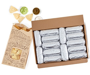 Free Appetizer + Birthday Present At Chipotle