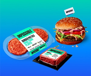 Free Impossible Plant-Based Sausage Or Pattie