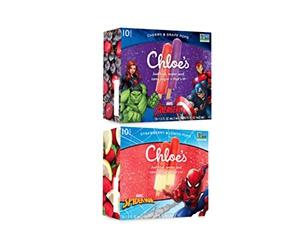 Free Kids Marvel Pops Box From Chloe's Pops