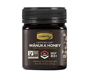 Free Manuka Honey From Comvita