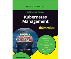 "Free Guide: ""Kubernetes Management For Dummies"""