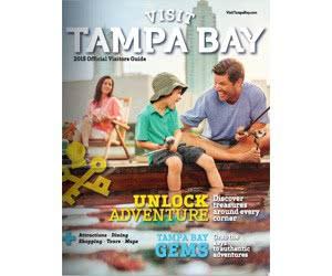 Free Tampa Bay Visitors Guide