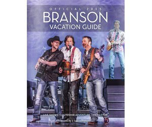 Free Official Branson Vacation Guide