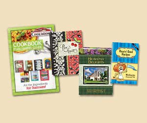 Free Morris Press Cookbook Kit