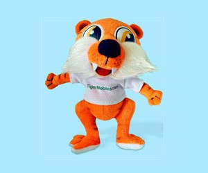 Free Groo Tiger Toy