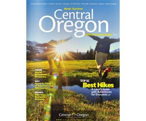Free Official Central Oregon Visitor Guide