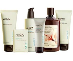 Free AHAVA Journey Products Samples