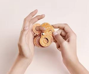 Free BVLGARI Ring Sizer