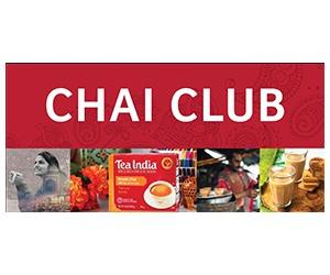 Free Tea India Masala Chai, Mug, Mask, And More