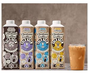 Free Chobani Coffee!