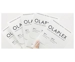 Free OLAPLEX Samples