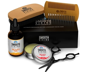 Free Shaving And Skincare Products From Viking Shipmate