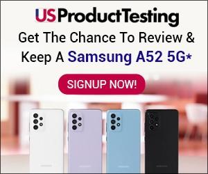 Free Samsung A52 5G