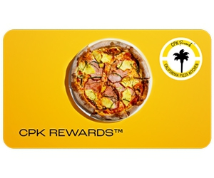 Free Small Plate From CPK