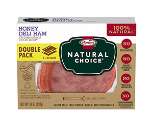 Free x4 Hormel Natural Choice Ham Coupons
