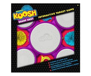 Free Koosh Sharp Shot From PlayMonster