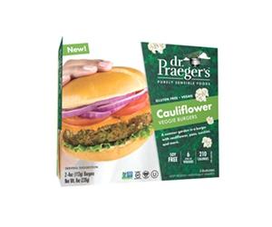 Free Cauliflower Burgers From Dr. Praeger's