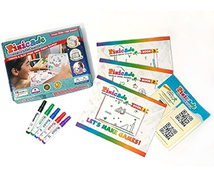 Free Pixicade Back-to-School x2 Game Sets