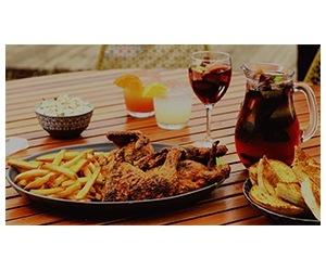 Free Nando's Appetizer And More Rewards