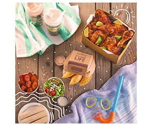 Free 3 PC Meal From Campero