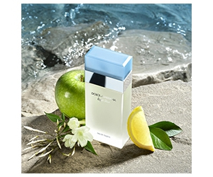 Free Light Blue Fragrance From Dolce & Gabbana