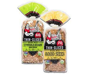 Free Dave's Killer Bread Sample