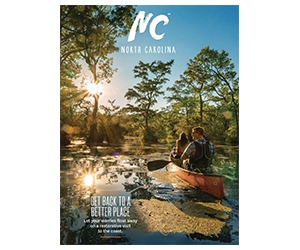 Free North Carolina Travel Guide, Highway Map, Winery Guide & Civil War Trails Map
