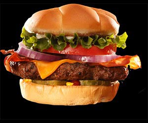 Free Back Yard Burgers Burger