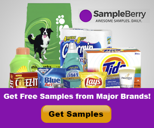 Your FREE Charmin, Tide, Lay's, and More Samples