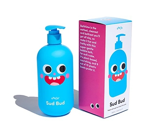Free Sud Bud Bubble Bath And Wash From Integrity
