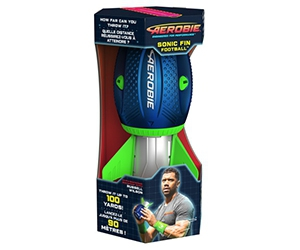 Free Aerobie Sonic Fin Football And Flying Ring